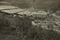 Planta industrial da Mina de Morro Velho