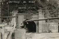 Entrada da Mina de Morro Velho
