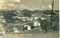 Vista da Planta de Morro Velho com Igreja de Nossa Senhora do Rosário ao fundo.